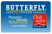 Club Auto  BUTTERFLY